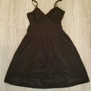 Tweeds Black Womens Dress